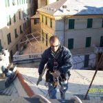 lavori edili tetto genova