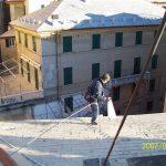 sostituzione lastre ardesia tetto Genova